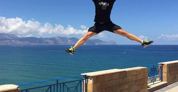 IRONMARIO: Come si allena un Triatleta invacanza