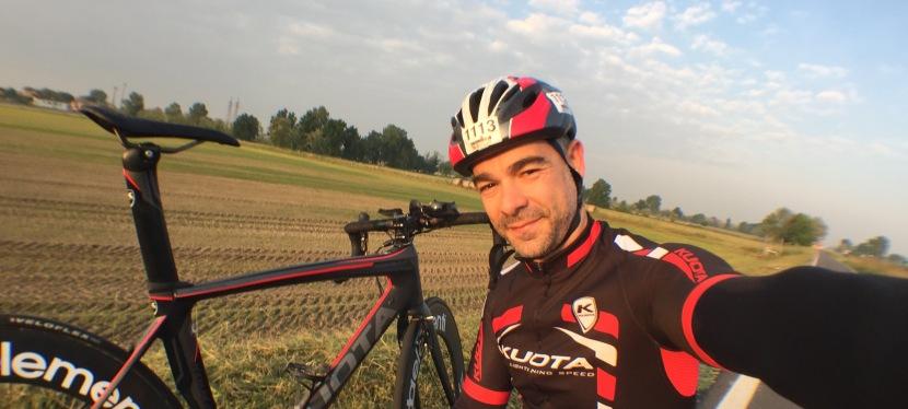 KUOTA KOUGAR, la bici da corsa che strizza l'occhio alTriathlon!