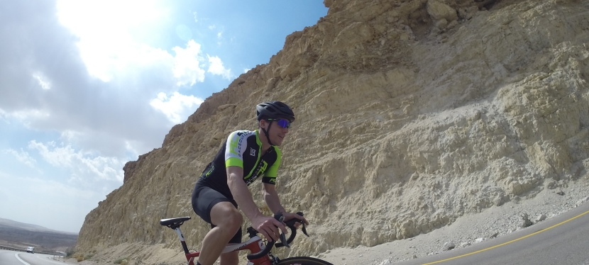 Mete alternative dove pedalare ed allenarsi in inverno:  ISRAELE di MatteoFontana