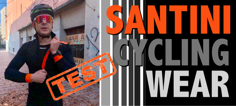 Test Santini Cycling Wear